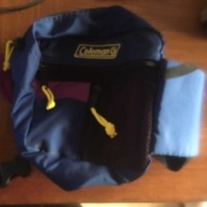 Coleman Fannypack with Cup Holder (9) $10 FIRM